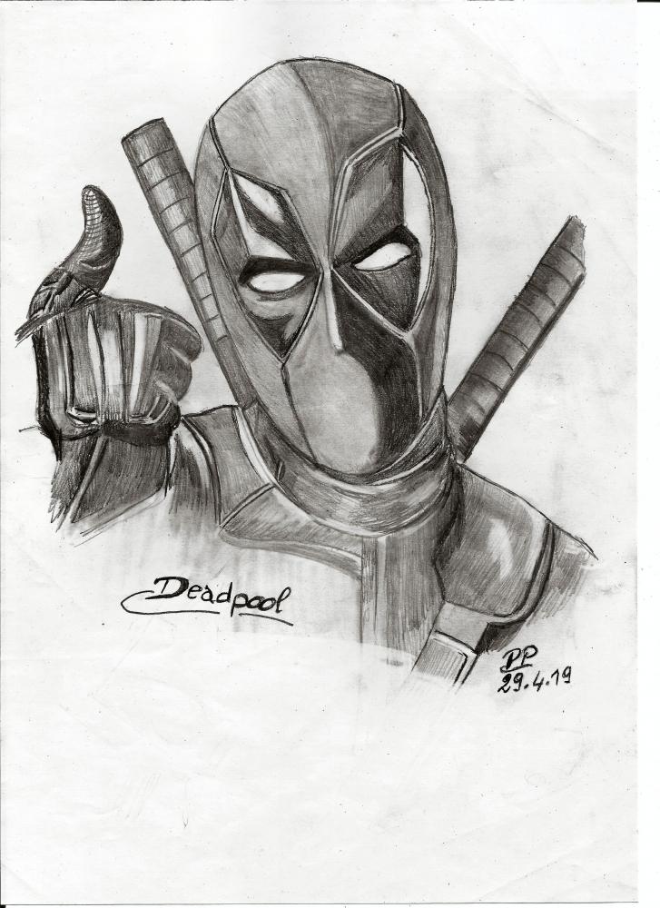Deadpool par Patoux
